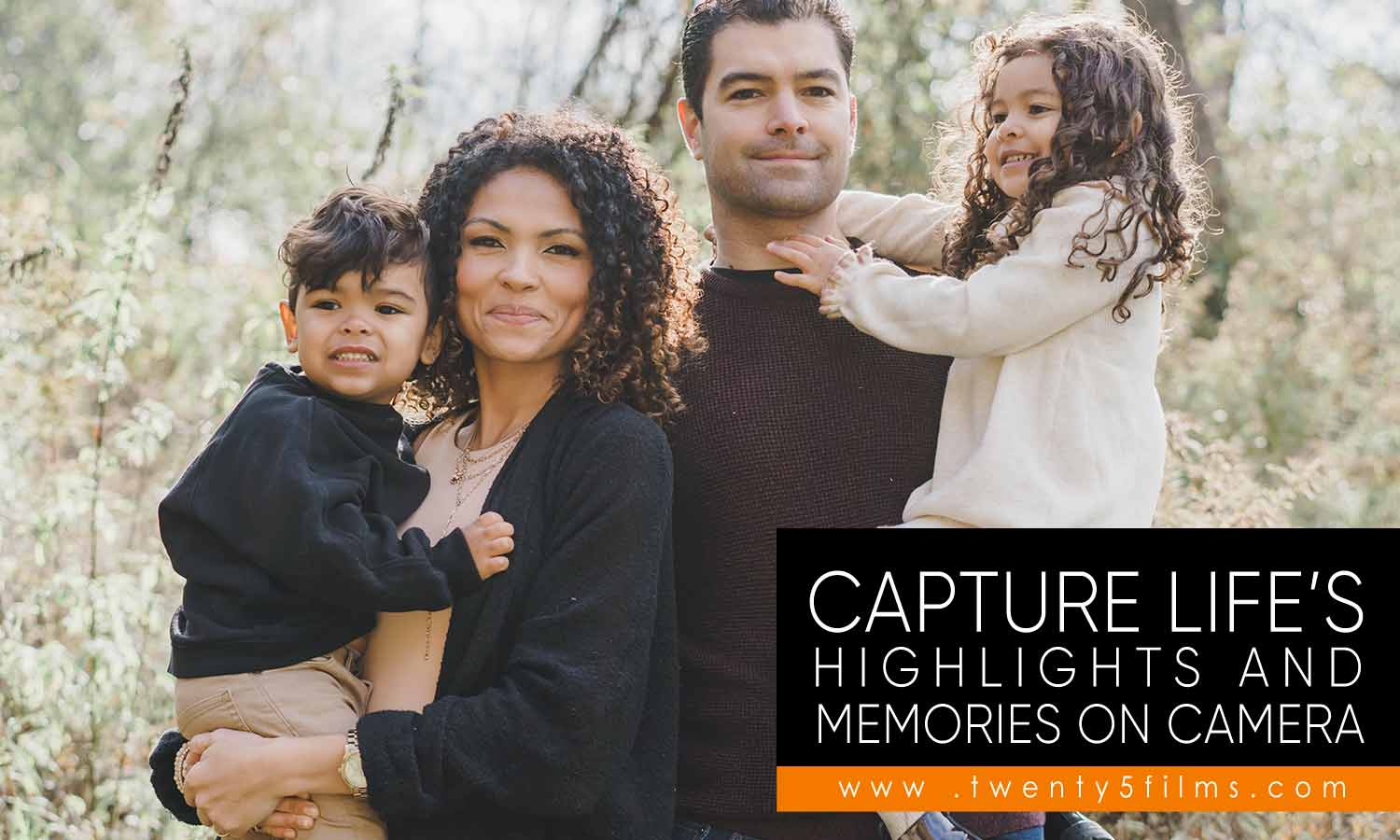 Capture life's highlights and memories on camera