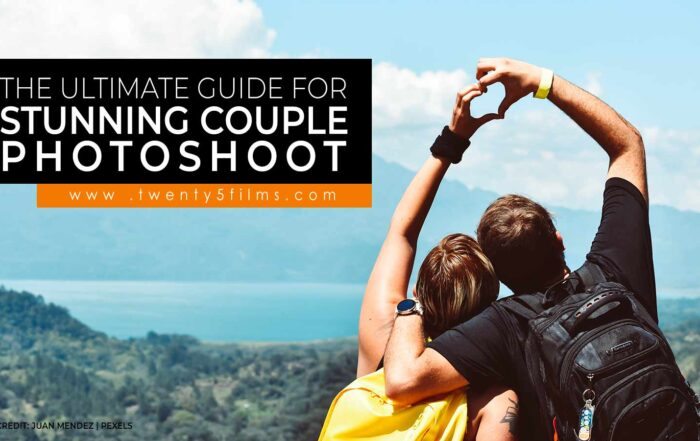 The Ultimate Guide for Stunning Couple Photoshoot