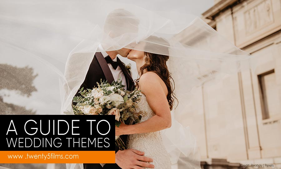 A Guide to Wedding Themes